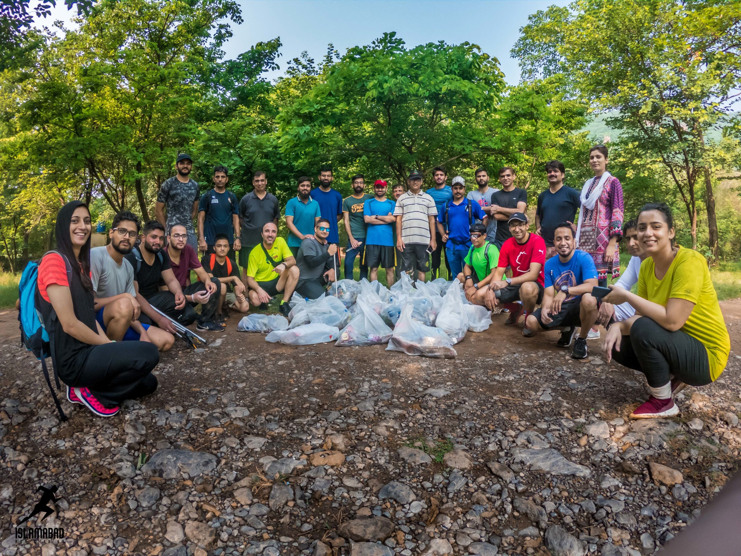 Islamabad Zoo Plogging Run (IRU 139)
